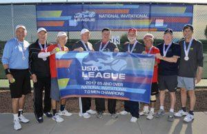 Allan-Armitage-Tennis-Team