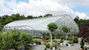 The Latest in Structures: New Greenhouse Systems Offer Easy Maintenance, Better Weather Protection