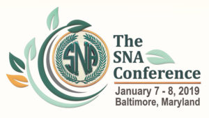 SNA Conference Will Once Again Co-Locate with MANTS in 2019