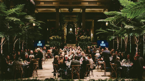 Seed Your Future Dinner Celebrates Focus on New, Young Industry Voices