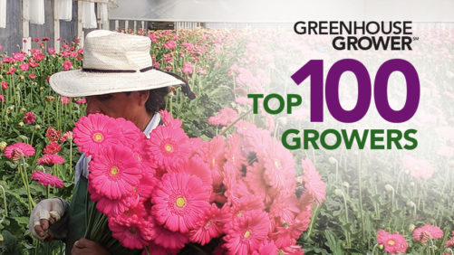 2018 Greenhouse Grower Top 100 Growers: The Complete List, and More