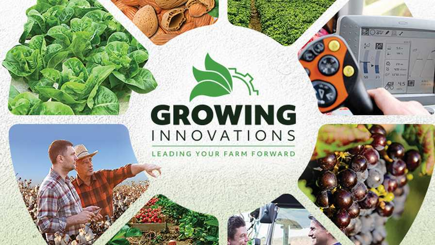 Growing Innovations conference and tradeshow logo