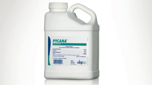 OHP Introduces Pycana, a New Bioinsecticide
