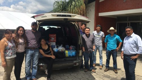 How the Plant Industry Can Help Guatemala Volcano Victims