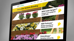Ball FloraPlant Unveils Redesigned Website