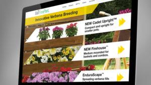 Ball FloraPlant Unveils Redesigned Website