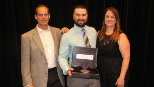 Nick Gerace of Welby Gardens Named Head Grower of the Year at Cultivate'18