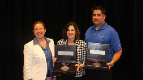 Greenhouse Grower Honors 2018 Medal of Excellence Breeding Award Winners at Cultivate'18