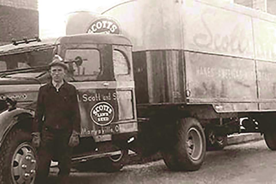 ScottsMiracle-Gro-history