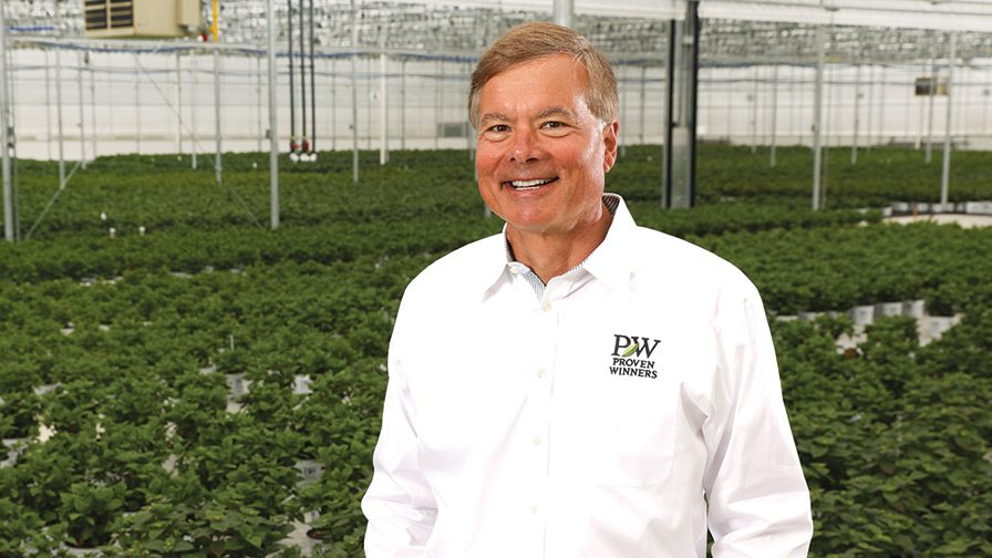 Tom Smith, Four Star Greenhouse