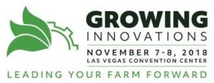 Growing Innovations event logo