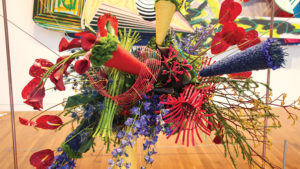 Dümmen Orange Partners with Columbus Museum of Art for Art in Bloom Event
