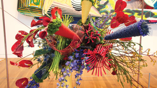Dümmen Orange Partners with Columbus Museum of Art for Art in Bloom Event