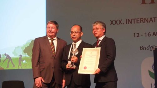 Suntory Flowers Honored with Horticulture Innovation Award