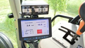Smart Sprayer-Touch-Screen-Photo-courtesy-of-Heping-Zhu-USDA-ARS