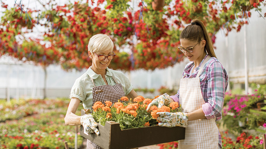 Ageism in Horticulture feature