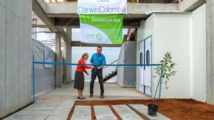 Darwin Perennials Opens New Cold Room in Colombia