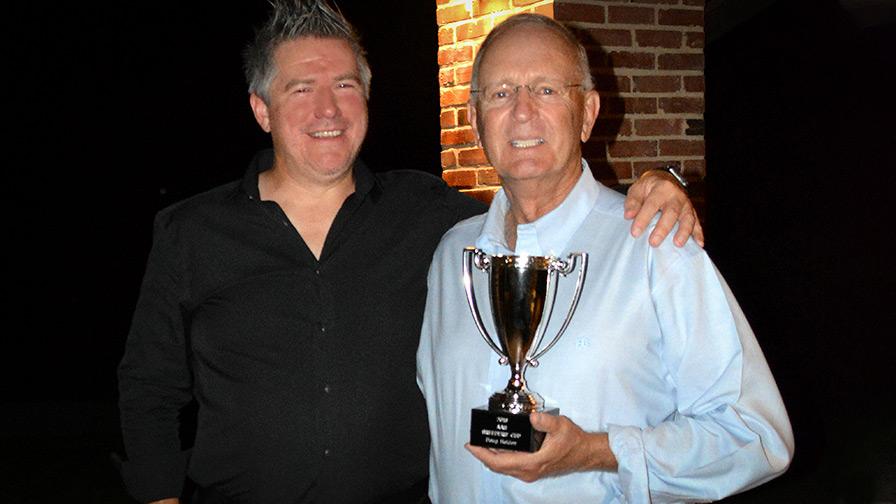 Doug Holden AAS Breeders Cup