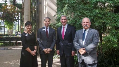 Pennsylvania Ag Secretary Promotes Importance of Horticulture Careers