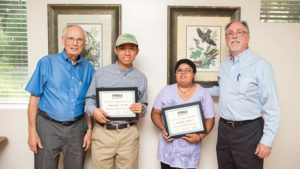 Professor Helps Autism Spectrum Adults Earn Horticulture Certification
