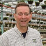 Dennis Crum of Four Star Greenhouse