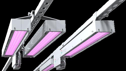 LumiGrow Introduces TopLight LED Lighting System