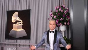 Suntory Hosting Facebook Live Preview of the Grammys Red Carpet