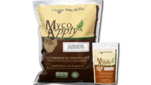 Mycorrhizal Applications Plants Flag in New Soil Health Product