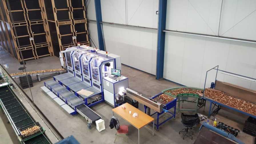 ISO Bulb Planting Machine GreenTech Innovation Awards