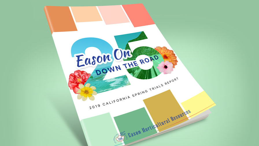 Eason Horticultural 2019 CAST Book