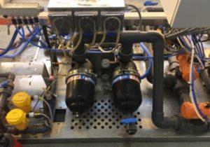 Fertilizer Injectors pH/EC meters