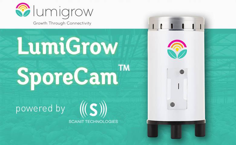 LumiGrow SporeCam
