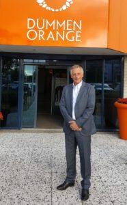 Hugo Noordhoek Hegt, Dummen Orange