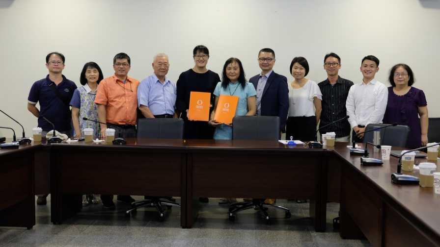 NCKU, Dummen Orange Partnership